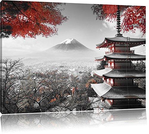 tempio-giapponese-in-autunno-nero-bianco-dimensioni-120x80-su-tela-xxl-enormi-immagini-completamente