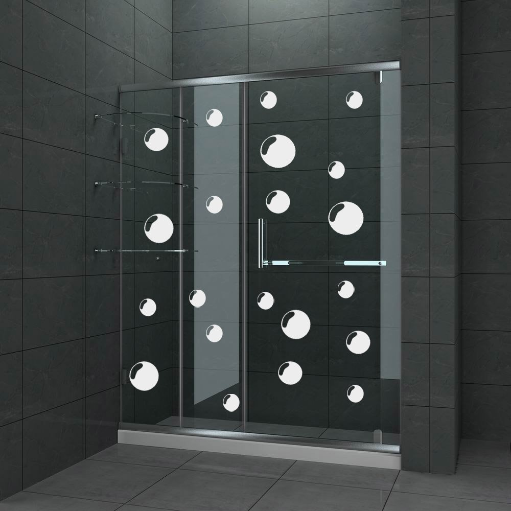 Shower Screen Door Tile