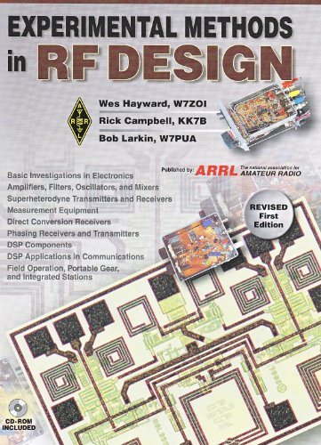Experimental Methods in RF Design087259937X