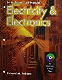img - for Electricity & electronics: NI Multisim Lab Manual Paperback October 23, 2008 book / textbook / text book