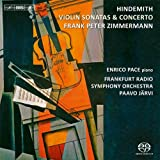 Hindemith, Paul: Violin Concerto And Sonatas