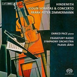 Violinkonzert und Violinsonaten