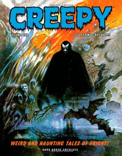Creepy Archives Volume 1