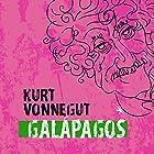 Galapagos Audiobook by Kurt Vonnegut Narrated by Jonathan Davis