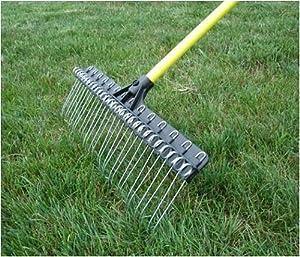 Rake - Superior Leaf Rake : Garden Rakes : Patio, Lawn & Garden