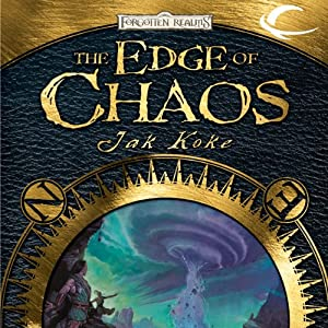 The Edge of Chaos: Forgotten Realms: The Wilds, Book 3 | [Jak Koke]