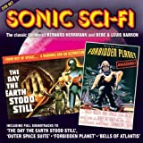 Sonic Sci-Fi Bernard Herrmann
