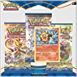 Pok�mon  - 3PACK01XY09 - Pack 3 boosters  - XY09 - Rupture Turbo