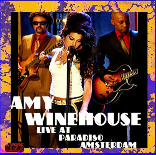 Amy Winehouse 2007-02-08 Amsterdam