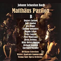 Bach: Saint Matthew Passion [Matth�us-Passion], Vol. 2 [1950]