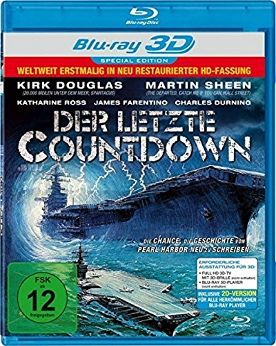 DER LETZTE COUNTDOWN ( Real 3D - Blu-ray )