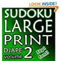 Sudoku Large Print: 150 puzzles in 50pt font!: 2
