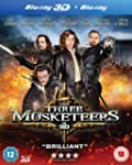 The Three Musketeers (Blu-ray 3D + Bl...