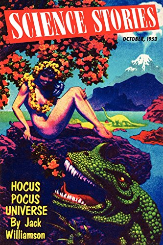Pulp Classics: Science Stories #1 (October 1953)