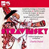 ストラヴィンスキー:管弦楽作品集