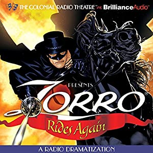 Zorro Rides Again Radio/TV Program