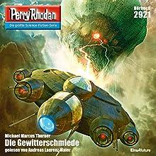 Die Gewitterschmiede (Perry Rhodan 2921) Hörbuch von Michael Marcus Thurner Gesprochen von: Andreas Laurenz Maier