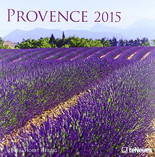 2015 Provence Calendar