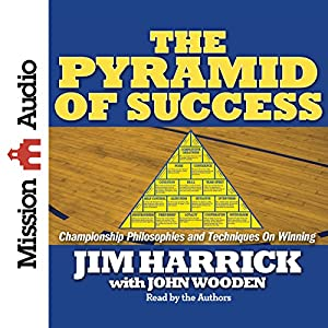 The Pyramid of Success Audiobook