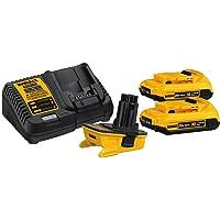 Dewalt DCA2203C 20V MAX Battery Adapter Kit for 18V Tools
