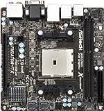 AsRock FM2A75M-ITX Motherboard,(AMD A75 FCH, DDR3, 4x S-ATA 600, Mini ITX, PCI-Express 2.0, HDMI, USB 3.0, eSATA, Socket FM2)