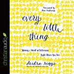 Every Little Thing - Audiobook