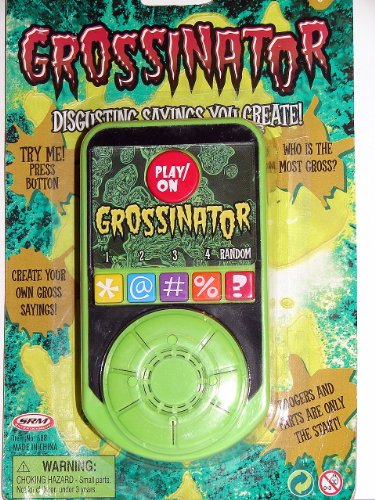 61U3YalqxNL Buy  Grossinator (Discusting Sayings You Create!!) Hand Held Device