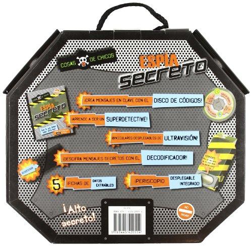 Espia secreto (caja)