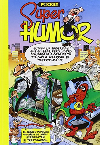SUPER HUMOR MORTADELO  3