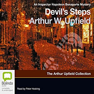 Devil's Steps Audiobook