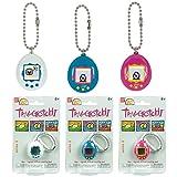 Tamagotchi Mini White/Blue, Blue/Pink & Pink/Yellow Bundle