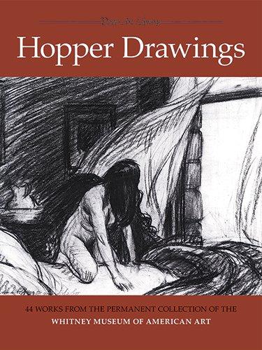 Hopper Drawings (Dover Fine Art, History of Art)
