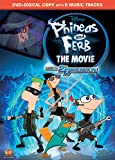 Phineas & Ferb the Movie: Across the 2nd Dimension [DVD] [Region 1] [US Import] [NTSC]