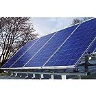SolarPod Heartland Solar PV System - 960 Watt (Four 240 Watt Solar Panels), Model# 1002