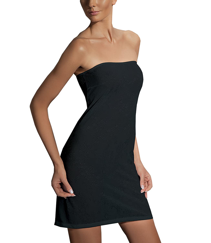 Doreanse Underwear Bandeau-Ausschnitt Damen Unterkleid Frauen Unterrock jetzt kaufen