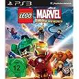 Lego Marvel: Super Heroes - [PlayStation 3]