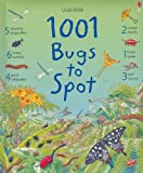 Emma Helbrough 1001 Bugs to Spot (Usborne 1001 Things to Spot)