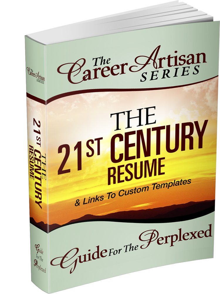 amazoncom the career artisan series the 21st century resume