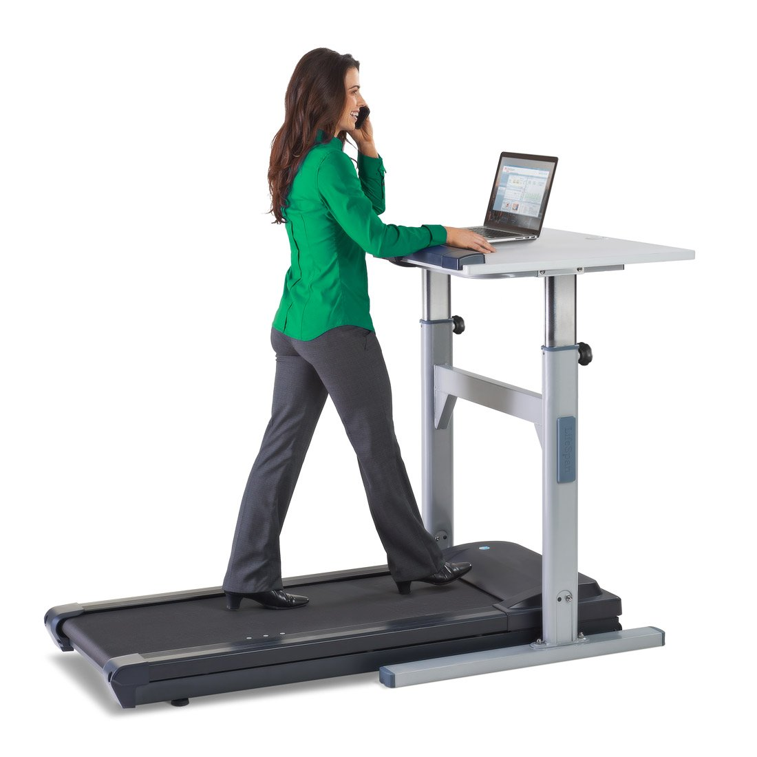Treadmill For Desk At Work: Treadmill & Standing Desks