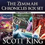 The Zimmah Chronicles Box Set   Scott King