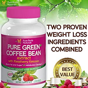 Coffee pure cleanse double strength