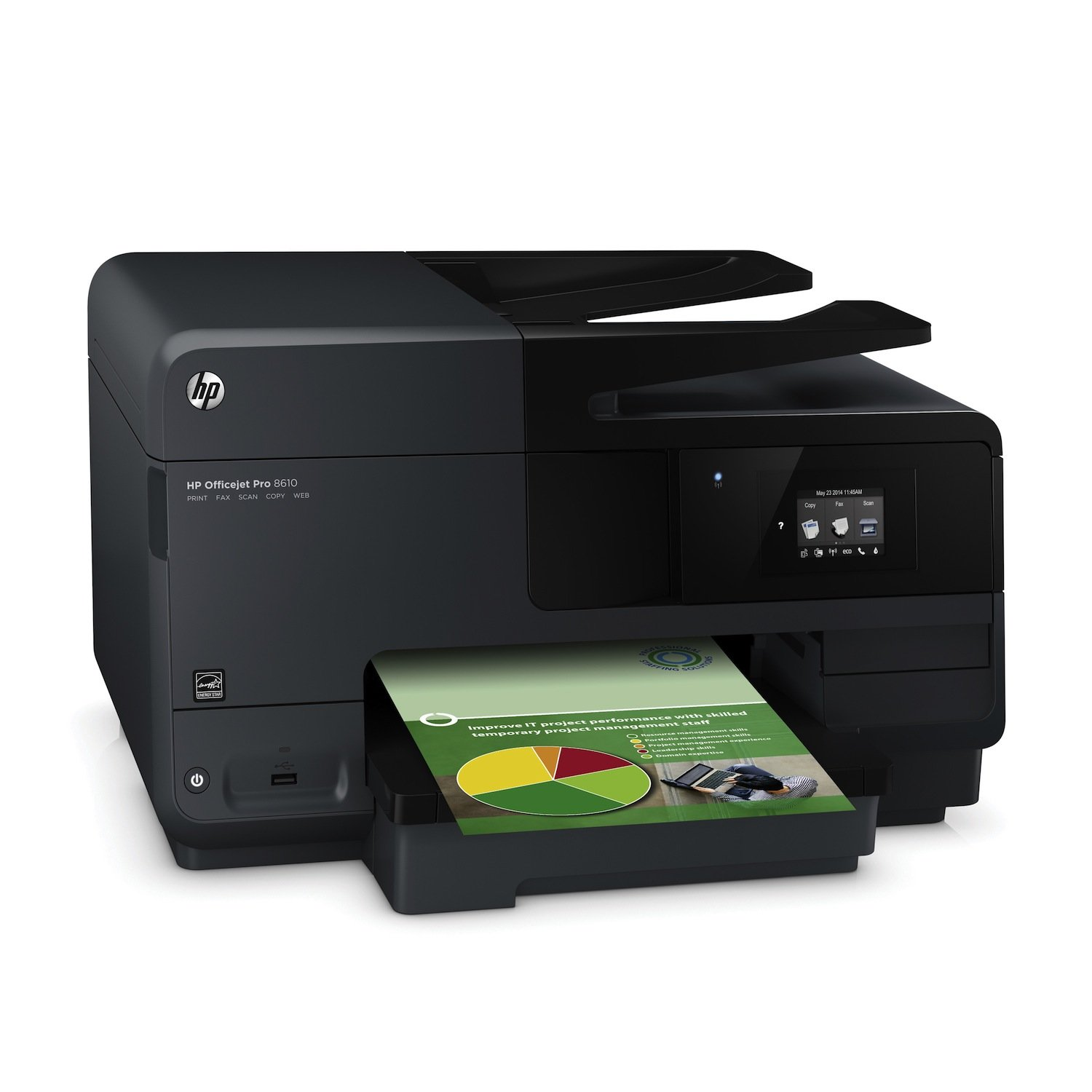 HP Officejet Pro 8620 e-All-in-One Tintenstrahl
