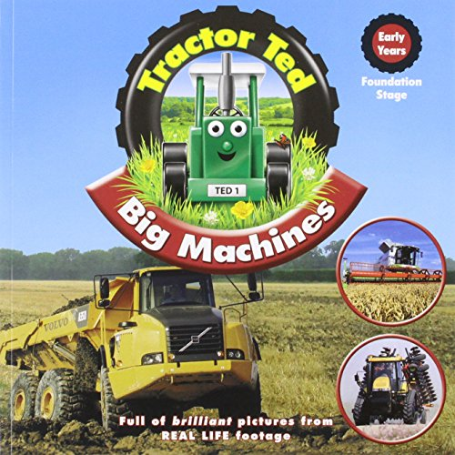 Tractor Ted Big Machines