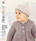 Image de Buch 13 rico baby classic dk Das kleine Rico Baby Handstrick Buch: 14 Designs für Babies von 0 bis