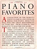 Library of Piano Favorites (Library of Series)