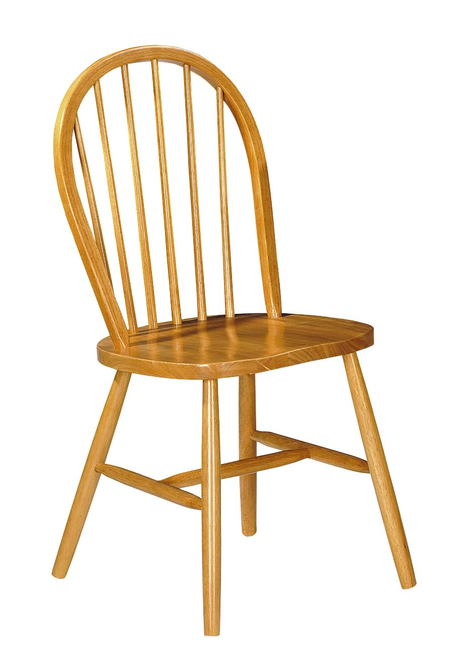 Julian Bowen Windsor Dining Chairs, Pine, Set of 2       review and more information