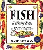 img - for Fish: The Complete Guide to Buying and Cooking book / textbook / text book