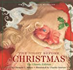 The Night Before Christmas hardcover:...