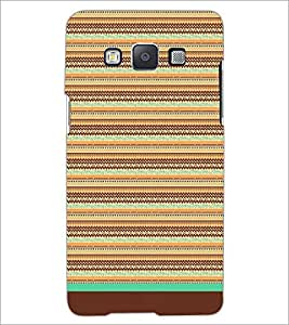 PrintDhaba Pattern D-1749 Back Case Cover for SAMSUNG GALAXY E5 (Multi-Coloured)