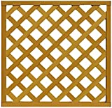 ウッドプララティス 900×900 オーク